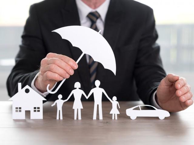 Thanks God, I have a Versicherungsmakler!